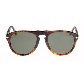 0a58761206d90 Oculos Persol 649 Black 54 - Óculos no Mercado Livre Brasil