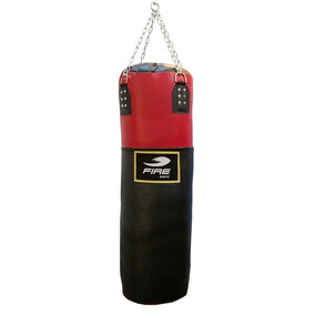 53b9ff0381 Costal Vertical Grande Pu Box Boxeo Con Relleno Fire Sports