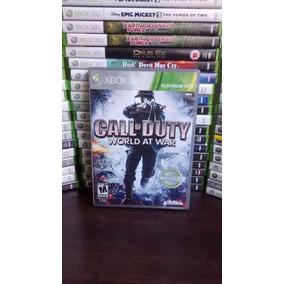 Call Of Duty World At War Xbox 360 Original