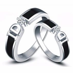 I Do Couple Ring Set