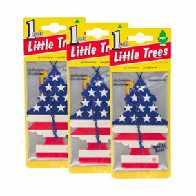 Aromatizantes Little Tress Original Importado