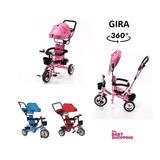 Triciclo Infantil Bebe Lamborghini Gira 360 Baby Shopping