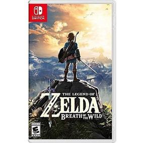 Jogo The Legend Of Zelda De Nintendo Switch - Midia Digital