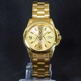 c9b9707e599 Relógio Masculino Dourado Maçonaria Feminino Arquitetura