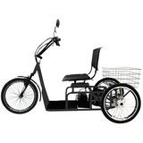 Triciclo Elétrico 800w Aro 20 Freio A Disco C/ Frete Incluso