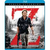 Guerra Mundial Z - Blu-ray