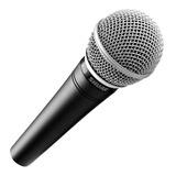 Microfono Shure Sm48 Lc Dinamico Cardioide Para Voces