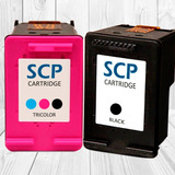 Cartucho Alternativo Hp Varios Modelos (scp) Garantía