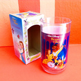 Burger King Disney Vaso Coleccionable Beauty And The Beast