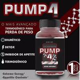 Emagrecedor Pump4 Ultra Concentrado Manipulado Original!
