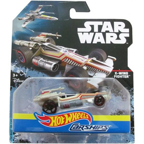 Hot Wheels Carships Star Wars Esc 1:64 X Wing Fighter Sm6895