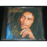 Cd Bob Marley Legend Press Usa