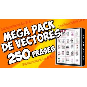 250 Plantilla Frases Sublimacion Tazas Remeras Frascos Mates