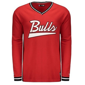 Camiseta New Era Original Nba Chicago Bulls Nbi17tsh069 4a0166c5c45
