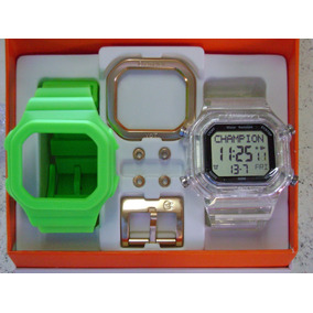 88cf0c1908b Kit Pulseiras Champion Yot - Joias e Relógios no Mercado Livre Brasil