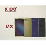 X-bo M3 Android 7.0 Camara 8+5 Mpx Memoria 16+2 Gb Dual Sim