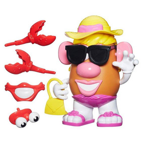 Figura Mrs. Potato Head Classico Tematico - Praia