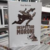 Inspector Moroni . Integral