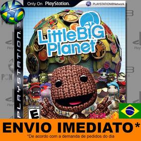 Little Big Planet 1 - Promoção Ps3 Midia Digital Psn