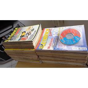 Coleção Facículos Eletrônica Mais De 1500 Revistas