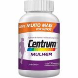 Centrum Mulher - Polivitaminico - Suplemento - 150 Caps