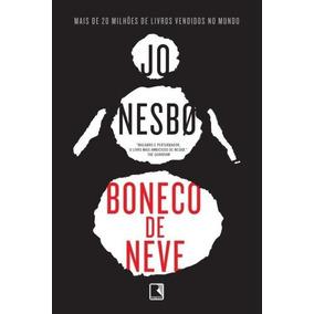 Boneco De Neve Livro Jo Nesbo Frete 9