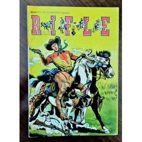 Seleções Em Quadrinhos - Rifle Nº 1 (trieste-1970)-ótimo