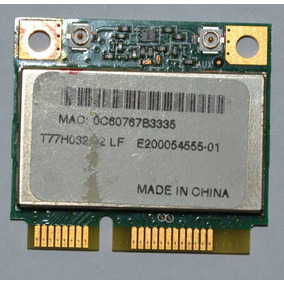 Pci Wireless Netbook Acer Aspire One Kav60