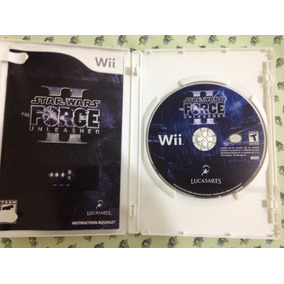Star Wars The Force Unleashed 2 Nintendo Wii Black Friday 50