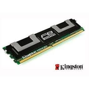 Memoria Kingston 4gb Dimm Pc2-5300f-555-11 Para Servidores