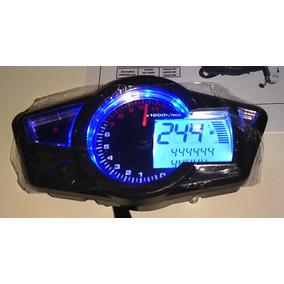Painel Digital Universal Moto - Pronta Entrega - 299kmh