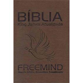 Biblia King James - Freemind - Preta