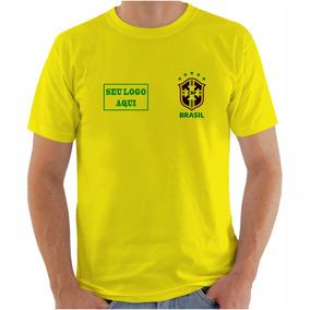8a3e985e05191 Camiseta Personalizada Copa Mundo - Camisetas Manga Curta no Mercado ...