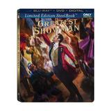 Blu-ray + Dvd The Greatest Showman / Gran Showman Steelbook