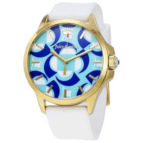 Reloj Juicy Couture 1901427 Ladies Jetsetter Watch Dorado Or