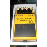 Pedal Para Guitarra Boss Os-2 Overdrive/distortion