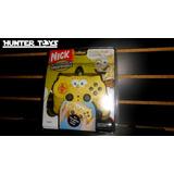 Bob Esponja, Joystick, Control Para Playstation 1 Y 2!!!