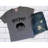 Baby Look Harry Potter Relíquias Camisa Camiseta Revenda