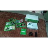 Xbox One S Muy Buenas Condiciones Com 5 Videojuegos