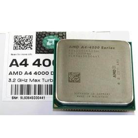 Kit Amd A4 4000 + Placa Mãe Fm2 + 4gb Ram + Fonte 400w