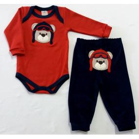 63909b63f7ad2 Roupas de Bebê Vermelho em Poços de Caldas no Mercado Livre Brasil