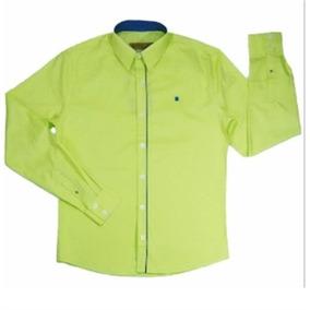 a006ca86ab Camisa Social Manga Longa M.pollo - Camisa Social Masculino no ...