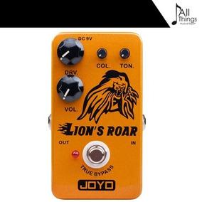 Pedal Joyo Lion