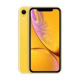 iPhone Xr 64gb Yellow Novo C/ Garantia E Frete Grátis