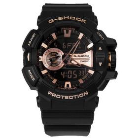 a3dc9c8f955 Relógio Casio G-shock Ga-400gb-1a4dr Rotary Switch Resistent