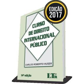 Livro - Curso De Direito Internacional Publico - 14ed. 2017