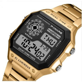 4bbb1e4bbd6 Relogio De Pulso Casio Com Cronometro Regressivo - Relógios no ...