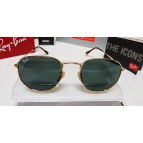 1f55f1da8ffc3 Ray Bam Hexagonal Grande - Óculos no Mercado Livre Brasil