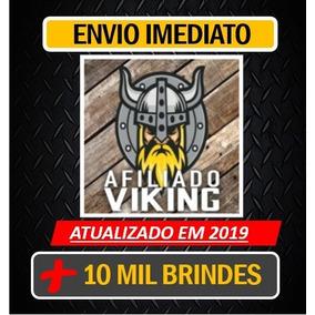 Curso Afiliado Viking 2019 Marcelo Tarvora + 10 Brindes