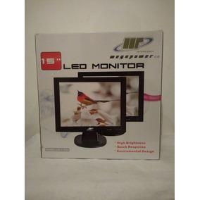 Monitor De 15 Pulgadas